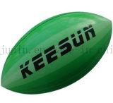 Boule de rugby de football américain de haute qualité OEM pour match
