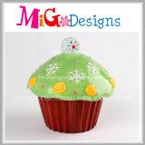 Cup-Cake Diseño para niñas Material cerámico Hucha