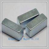 分離器のための強い常置NdFeBのブロックの磁石