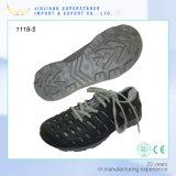 El deporte de los hombres calza deporte al aire libre de los zapatos del jardín de EVA