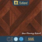 世帯8.3mmのWoodgrainの質のチークの防水積層の床