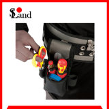 Sowland Utility Belt Pouch Met Black Color