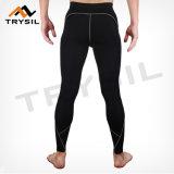 La ginnastica del Mens ansima i pantaloni di Legging della pista