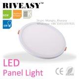 Ce/RoHS 6W Cycle lumière LED pour panneau de plafond pour l'intérieur