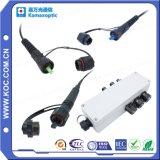 Conector impermeable óptico Koc China de la fibra nueva