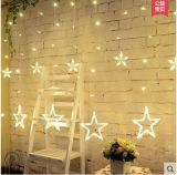 100 LEDS, Luzes de Natal da bola, piscina interior / exterior iluminação decorativa, alimentado por USB, luz branca quente - Festa no jardim do pátio de árvore de Natal Luz de Natal