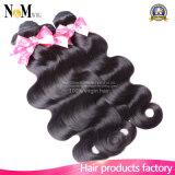 Человеческие волосы в волосах объемной волны дешевого цены оптовой продажи килограмма сырцовых бразильских