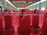 Porte-fil en acier à base ronde en usine