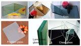 Seule glace de type de guichet en aluminium moderne de tissu pour rideaux