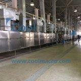 Промышленное производство сушеных лук репчатый лук сушки обрабатывающего станка с ресивером-осушителем, лук сушки машины