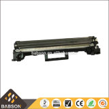 Cartucho de toner compatible al por mayor de China CF217A para la impresora del HP