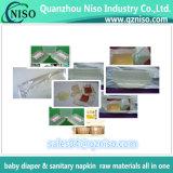 아기 기저귀 원료를 위한 Henkel 구조 또는 위치 최신 용해 접착제