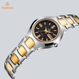 사업 한 쌍 시계 다이아몬드 방수 텅스텐 강철 시계 애인 유행 남자와 여자 시계 71322