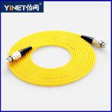 FC-FC Simplex Single Mode Fibra Patch Cord 1m 3m 5m 10m