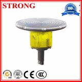 Luz de alerta solar Long Standby LED e luz de advertência solar de carga