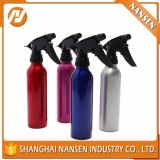frasco de alumínio cosmético exercido pressão sobre névoa do pulverizador da névoa da multa da bomba da água do salão de beleza do cabelo 250ml