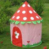 Il giardino del gioco schiocca in su la tenda della principessa Kids Teepee Playhouse Tipi