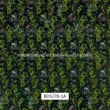 Картина Hydrographics черепа, переход воды, жидкостное изображение, пленки PVA для напольных деталей и мотовелосипед (BDS243-4A)