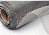 20 engranzamentos, diâmetro do fio de 0.5 milímetros. Weave liso, engranzamento de fio do aço 304 inoxidável
