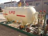 posto de gasolina de 5cbm LPG Mounted Skid Station 20ton 5ton LPG