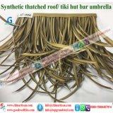 La chaume synthétique de paille africaine et voudrait rendre technique et ignifuge pour la ressource 29 de toit