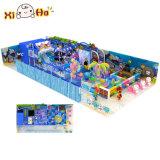 優秀なデザインセリウムによって修飾される幼児の運動場