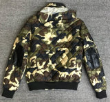 Veste Outdoor Camouflage Hot Seal avec Hiden Hoody