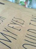 Мешок несущей ручки бумажного мешка Fation Washable бумажный