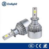Cnlight 승진 차는 LED 자동 램프 차 장비 LED 헤드라이트 자동차 점화 차 일 빛 LED 맨 위 램프 Canbus 고성능 LED 전구를 분해한다