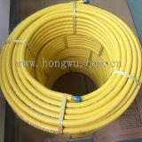 1.4404 Boyau de métal flexible d'AISI 316L pour le tube à gaz