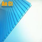 Panneau de PC de polycarbonate de matériau de toiture de serre chaude de construction