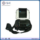 9mm Schubstange-Kabel 50mm CCD-Inspektion-Kamera verwendet für Abwasserkanal und Rohrleitung