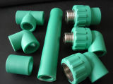 중국 Professional Supplier High Quality Plastic PPR Pipe와 Fitting