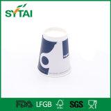Alta tazza calda Heatproof doppia a gettare stampata della bevanda della tazza di carta della tazza di carta di Qualuty abitudine di derivazione