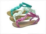 Chaussures de santal de fille (KB-259)