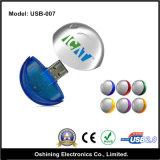 8GB USB Round Shape, USB dell'OEM (USB-007)