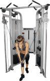 Poulie Réglable Gymnastique-Duelle de Maison de Forme Physique D'équipement de Gymnastique (FM-1002)