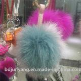 Pompom Fashion Trousseau fausse fourrure