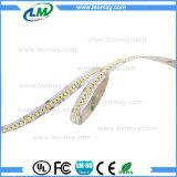 tira No-impermeable del blanco 3528 LED de 6500K SMD con Ce&RoHS