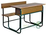 Scrittorio della scuola e sedie (ST-09D)