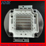100W 365nm UV LED de alta potencia con RoHS