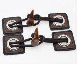 Botón de claxon de la alta calidad del fabricante para la ropa de la ropa