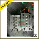 Cavidad 4 molde caliente del casquillo del corredor de 28 milímetros (YS419)