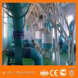 아프리카를 위한 다기능 30ton/24hr 옥수수 맷돌로 가는 플랜트