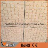 Потолок PVC кроет доску черепицей потолка гипса для Африки Marekt