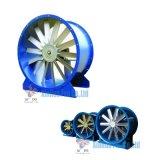 Tragflächen-axialer Fan mit Hochdruck sterben Gussaluminium-Antreiber