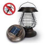 Lámpara del asesino del mosquito de la energía solar del jardín