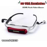 920K píxeles gafas Video gafas 3D con resolución VGA