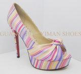 Haut talon chaussure (002183-01 YMS)