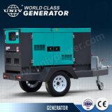 200kVA/160kw leises DieselGenset (UC160E)
